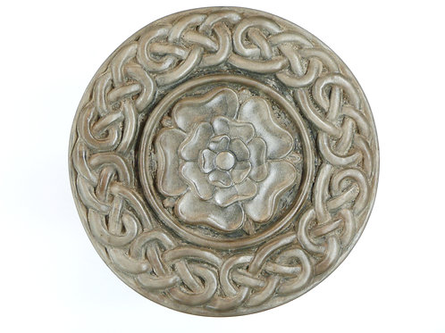 Tudor Rose (Large with Knotwork)