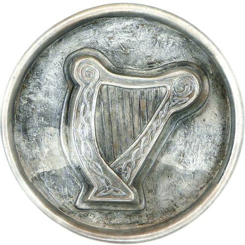 "Celtic Harp (Small) - 4"" Across"