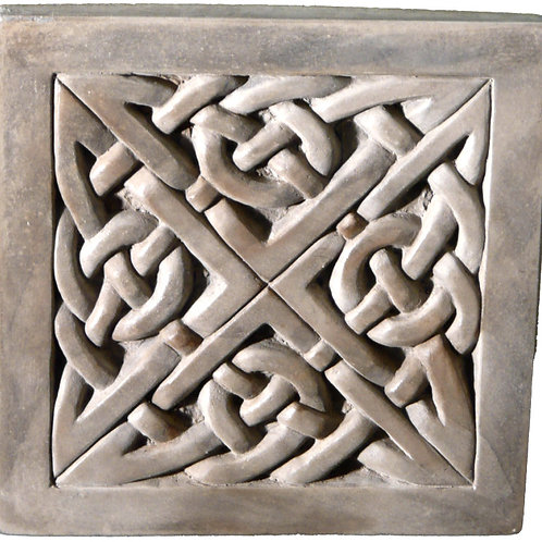 "Celtic Square Knot #2 - 7"" Across"