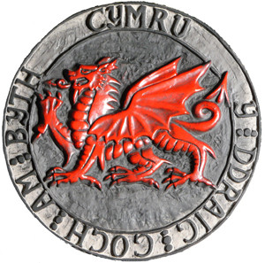 Red Dragon of Wales - Red