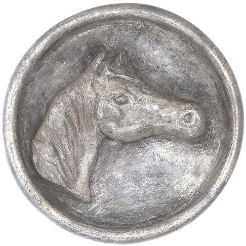 "Horse Cameo - 4"" Across"