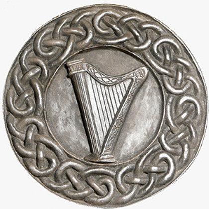 "Celtic Harp - 7"" Across"