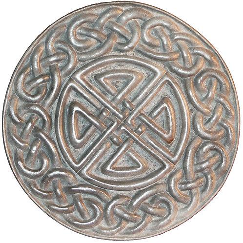 "Celtic Circle Knot - 7"" Across"