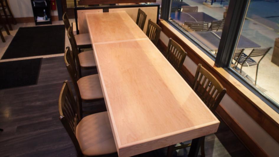 Modular Banquet Table