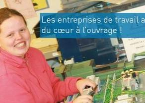 Les entreprises de travail adapté (ETA)