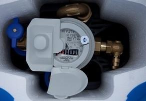 Les compteurs d'eau communicants
