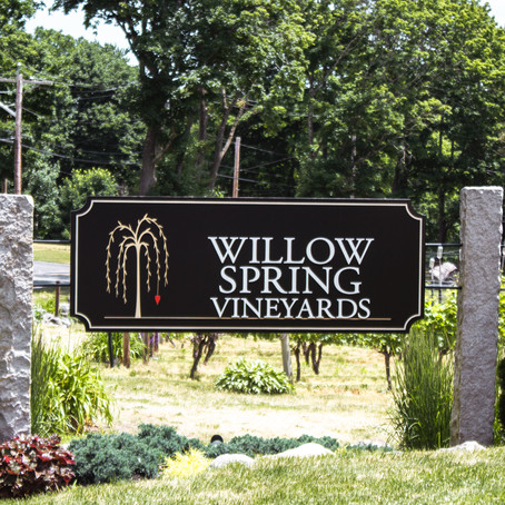 It's All in the Family at Willow Spring Vineyards