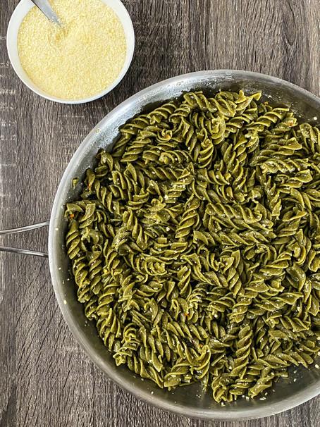 The Easiest Veggie-Based Pasta Recipe