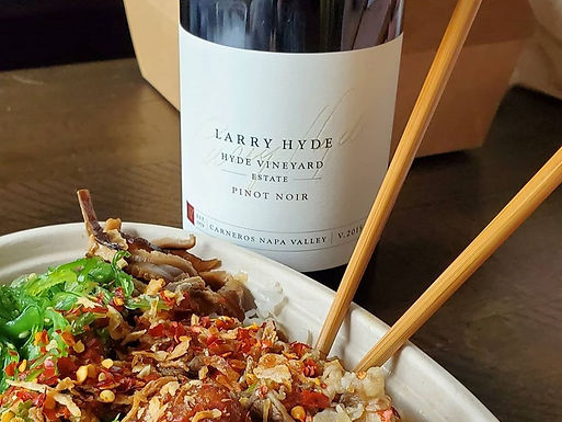 History & Heritage with Hyde Estate Winery