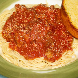 3 Saucy Dishes for National Spaghetti Day