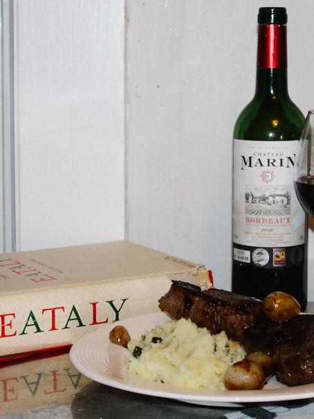 Sirloin Steak with Herbs | Eataly Challenge