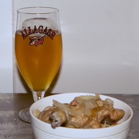 Chicken with Jack's Abby Lager | Eataly Challenge