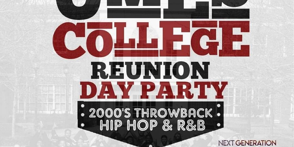 UMES College Reunion Day Party