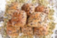 Kürbiskernbrötchen