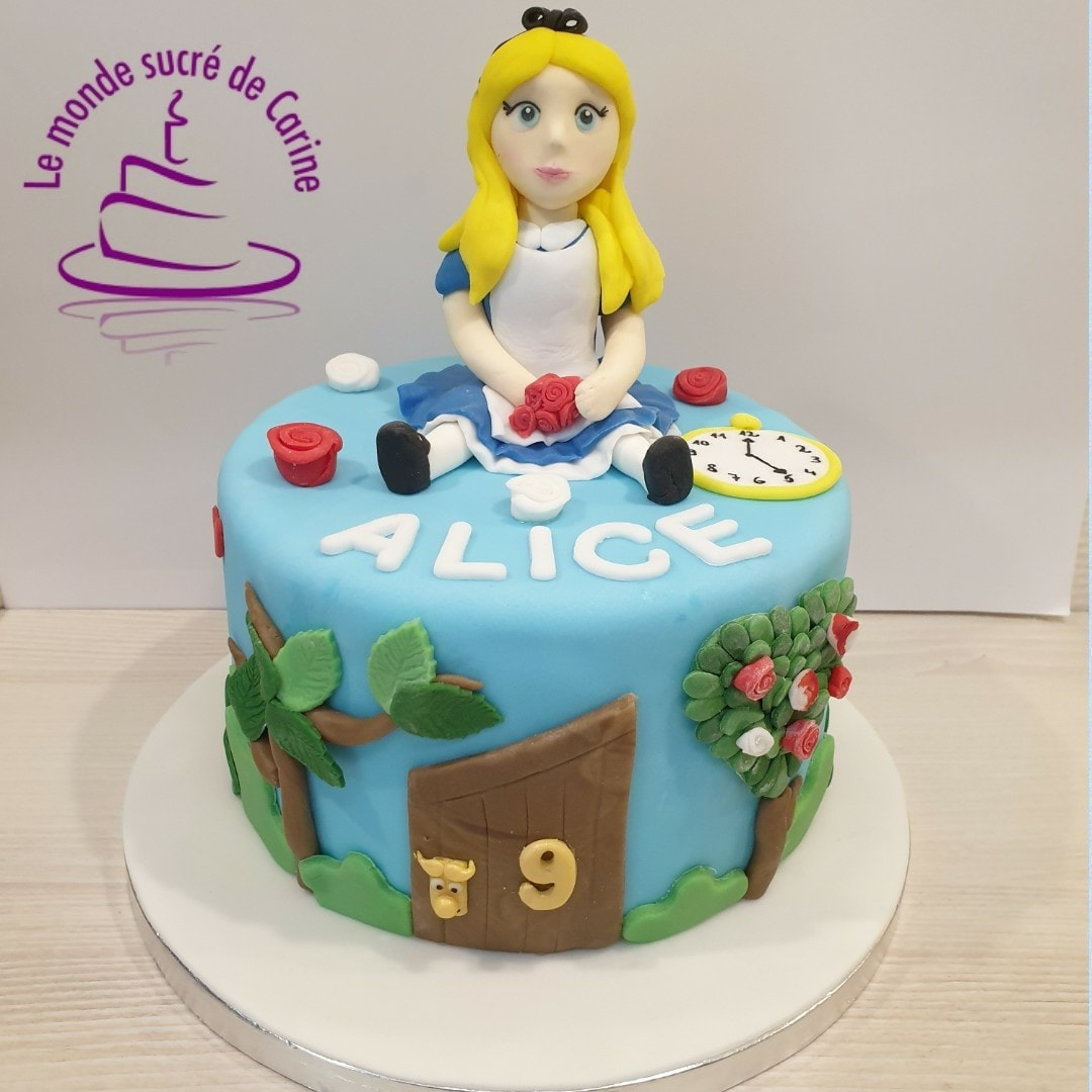 Alice2020@Le monde sucré de Carine