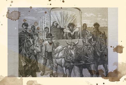 1889 - Event: Oklahoma Landrun