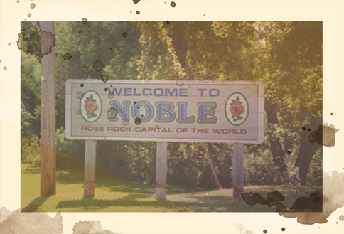 1880's - Place: Noble, Oklahoma