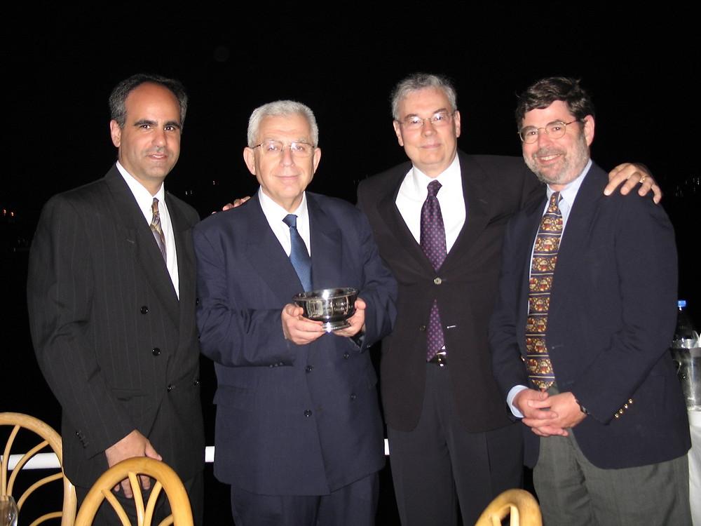 David Jaffee, Haluk, Claudio Grossman