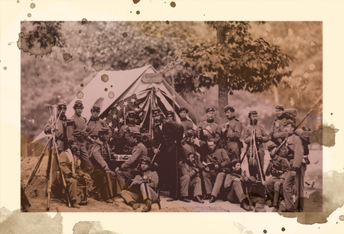 1860's - Event: American Civil War