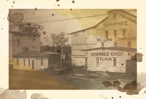1880's - Place: Shawnee