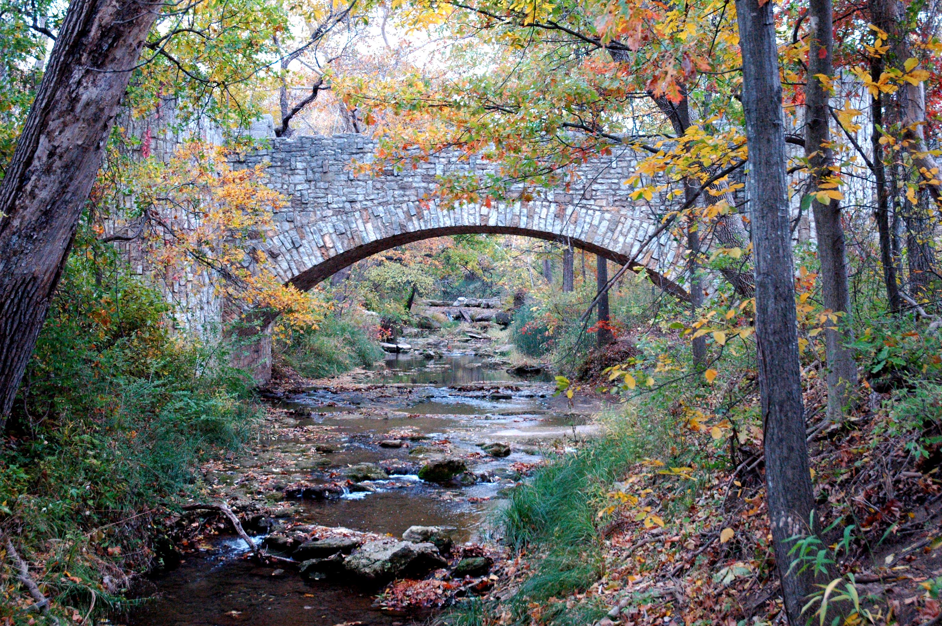 Lincoln Bridge Fall