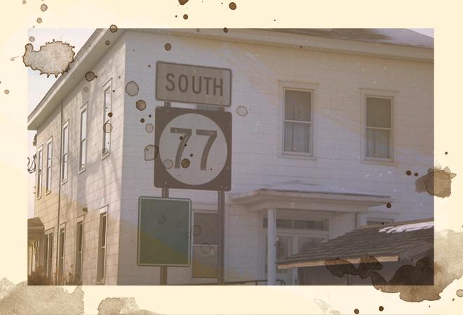 1920's - Place: Historic Route 77