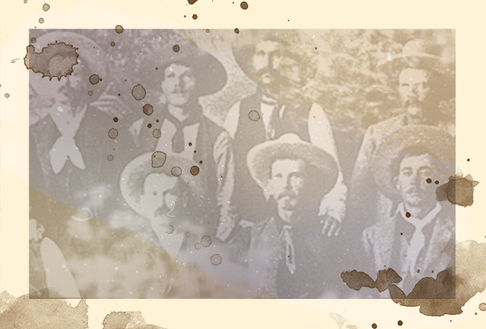1880's: Event-  The age of outlaws in Indian Territory