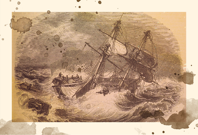1650's – 1730's:  Event -  The Golden Age of Piracy