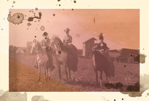 1889 - Person: Land Run Edmond Lady Aka Kentucky Daisy
