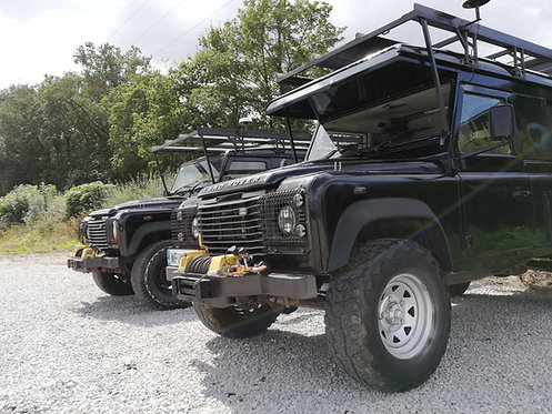2008 Land Rover 110 2.4 Puma Utility Expedition