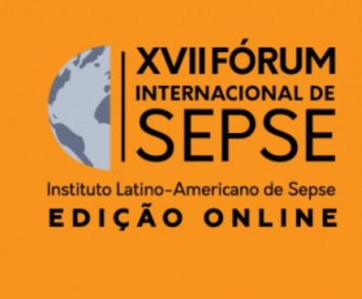 XVII Fórum Internacional de Sepse será realizado em maio, com formato virtual