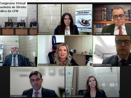 Encontro revela desafios e reflexos da pandemia no Sistema Judiciário Brasileiro
