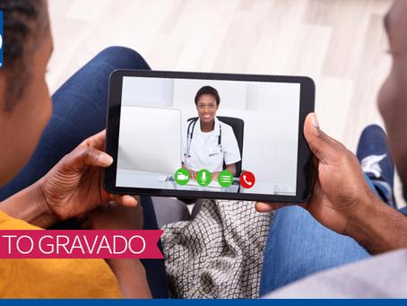 Café com professor aborda telemedicina em pediatria