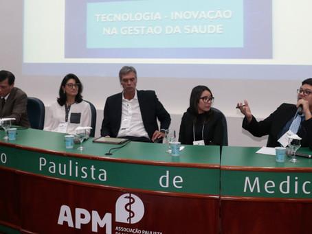 Uso de tecnologia como apoio à Saúde é discutido em Congresso sobre qualidade nos serviços