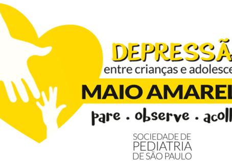 Depressão entre crianças e adolescentes: pare – observe – acolha
