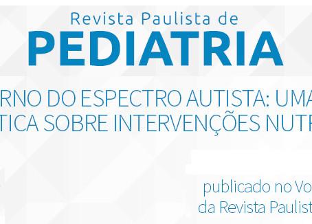 Transtorno do Espectro Autista: uma revisão sistemática sobre intervenções nutricionais