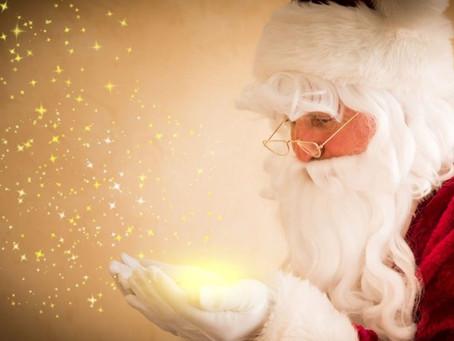 A Fada e o Noel