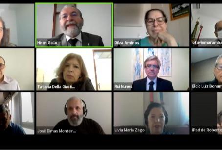 Desafios da medicina no pós-pandemia são tema de webinar do CFM