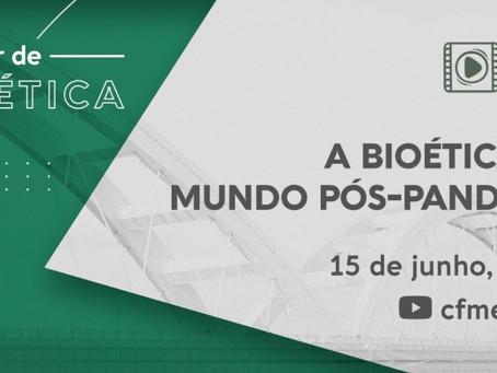 Webinar do CFM discutirá novos desafios éticos e bioéticos pós-pandemia