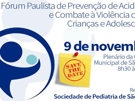 Fórum discutirá métodos de prevenção e combate à violência contra crianças e adolescentes
