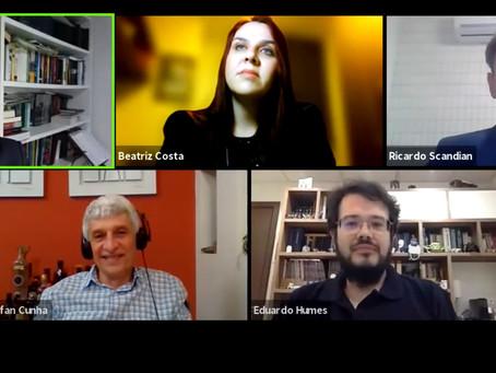 I Fórum Virtual de Integração do Médico Jovem promove debate sobre publicidade e saúde mental