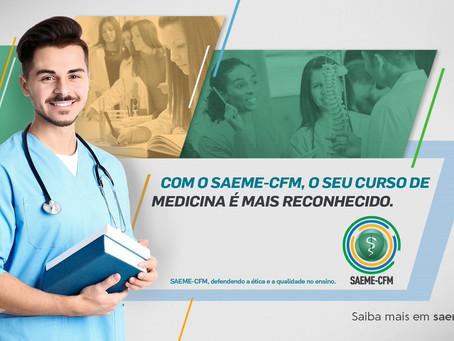 Processo de acreditação SAEME-CFM ganha campanha