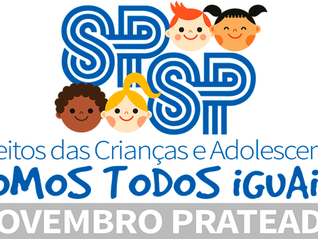 Campanha Novembro Prateado – direitos das crianças e adolescentes: somos todos iguais!