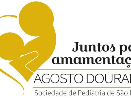 Agosto dourado: a importância da amamentação no desenvolvimento infantil
