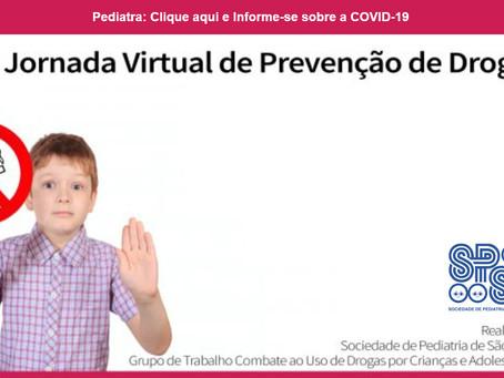 Jornada Virtual de Prevenção de Drogas