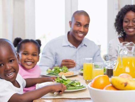 Alimentação infantil e saúde oral em tempos de pandemia