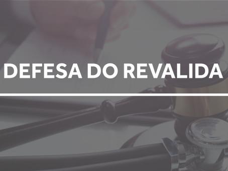 Cremesp consegue importante precedente jurídico no combate à flexibilização do Revalida