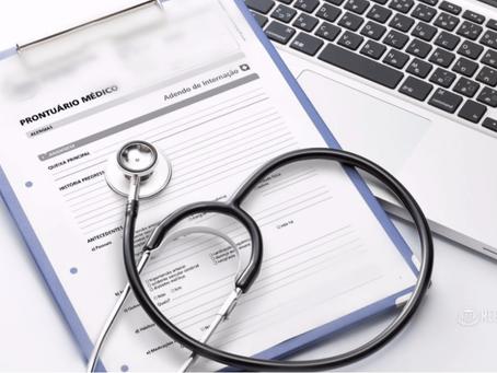 Prontuário Médico: aspectos éticos e jurídicos