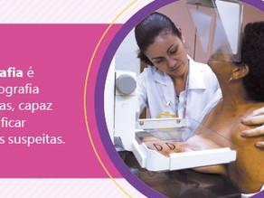 Outubro Rosa: mês de prevenção do Câncer de Mama