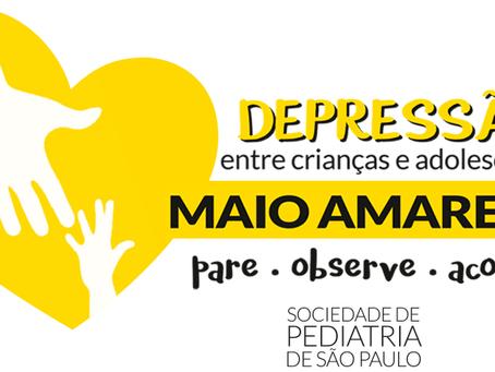Depressão entre crianças e adolescentes: pare, observe, acolha